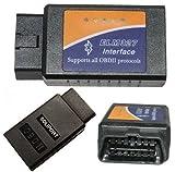 Escáner de diagnóstico Soliport ELM 327 Bluetooth OBDII OBD2