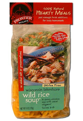 Nutrition Of Wild Rice