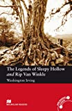 The Legends of Sleepy Hollow and Rip Van Winkle: Elementary Level (Macmillan Readers)