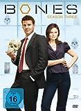Bones: Die Knochenjägerin - Season 3 (4 DVDs)