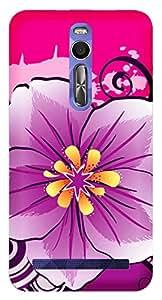 TrilMilPrinted Designer Mobile Case Back Cover For Asus Zenfone 2 Deluxe ZE551ML