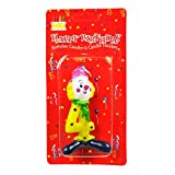 The Candle Shop Multicolor Number Four Birthday Candle - B011FG5UAM