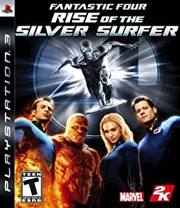 Fantastic Four: Rise of the Silver Surfer - PlayStation 3