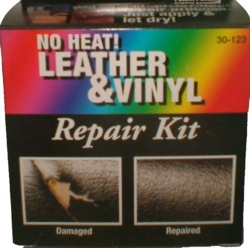 NO HEAT Leather & Vinyl Repair kit