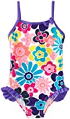 Osh Kosh Girls 2-6X 1 Piece Swim