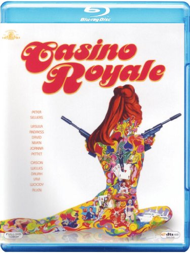 Casino royale [Blu-ray] [IT Import]