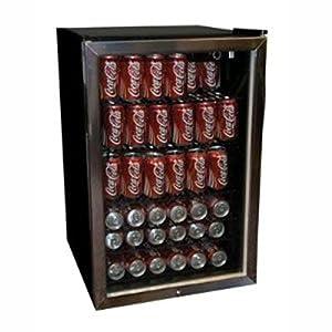 Haier HBCN05FVS 150-Can Beverage Center