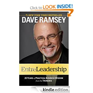 Dave Ramsey's EntreLeadership eBook Only $1.99