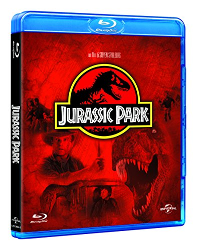 Jurassic Park [Blu-ray] [IT Import]