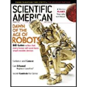 Scientific American: A Robot in Every Home | [Bill Gates]