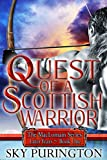 Quest of a Scottish Warrior (The MacLomain Series: Later Years, Book 1)