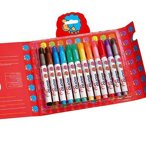 giotto-460600-giotto-bebe-dicker-jumbo-fasermaler-filzstift-12er-packung