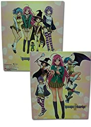 Rosario Vampire Group Binder
