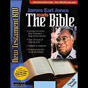 James Earl Jones Reads The Bible: The New Testament, King James Version | [Topics Entertainment]
