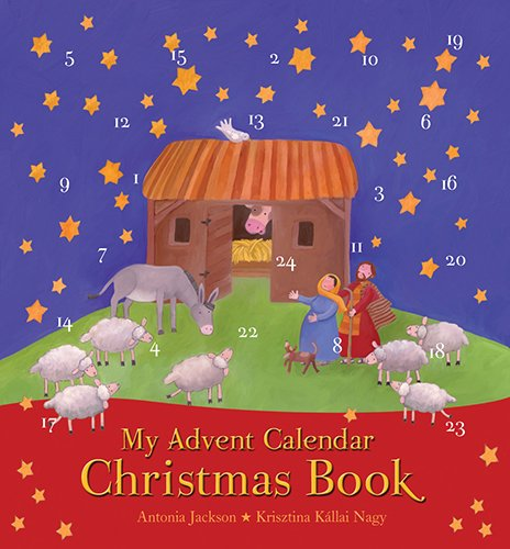 My Advent Calendar Christmas Book