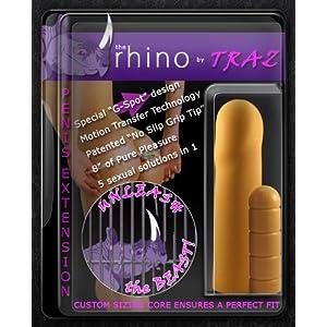traz rhino penis extender