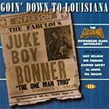 Goin' Down to Louisiana: the Goldband Records Blues Anthology Various Artists