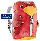 Deuter Kid's Kikki Backpack - Fire/Cranberry, 35 x 20 x 16 cm