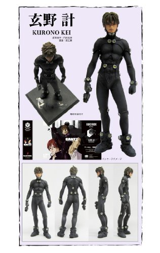 BLACK BOX GANTZ 玄野計