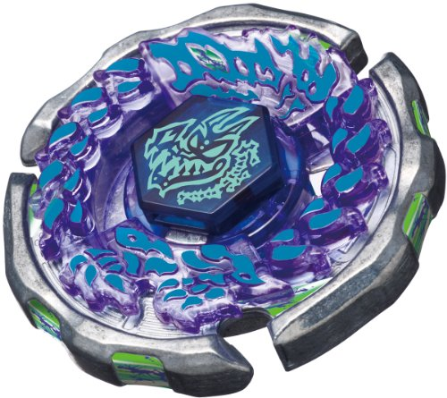 Beyblades #BB91 JAPANESE 2010 Metal Fusion Battle Top Booster Ray Gil 100RSF - 1