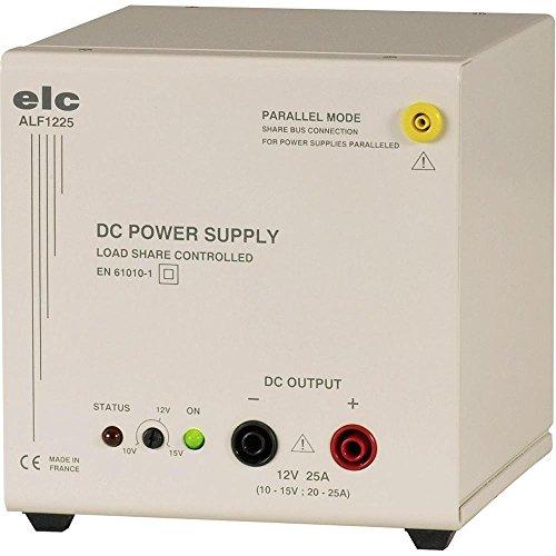 Alimentation stabilisée à découpage ELC ALF1225 300 W 12 V 25 A (max.)