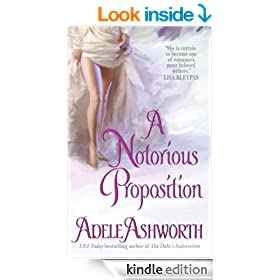 A Notorious Proposition (Avon Romantic Treasure)