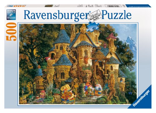 Ravensburger College of Magical Knowledge - 500 Piece Puzzle