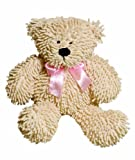 Pam Grace Creations Princess Sarah Bear – White with Pink Bow, 18""