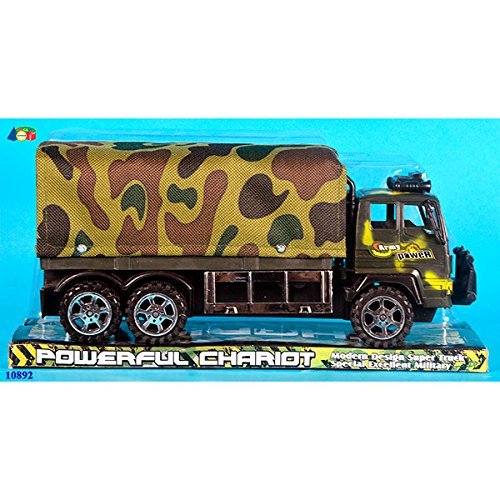 GINMAR 10892 CAMION MILITARE FRIZ