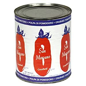 San Marzano, Crushed Tomatoes, 28 oz