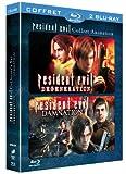 Image de Resident Evil : Damnation + Resident Evil : Degeneration [Blu-ray]