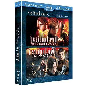 Resident Evil : Damnation + Resident Evil : Degeneration [Blu-ray]