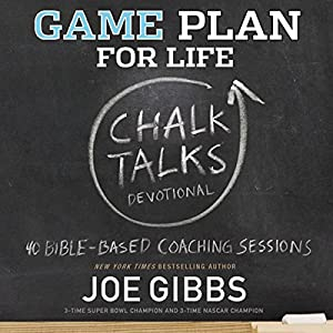 Game Plan for Life: Chalk Talks Audiobook