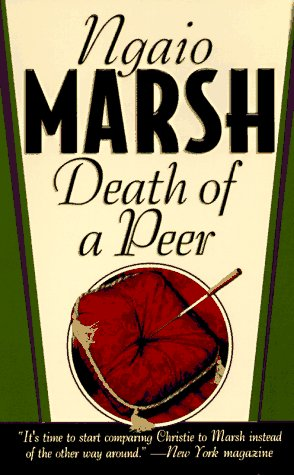 Death of a Peer (Dead Letter Mysteries)