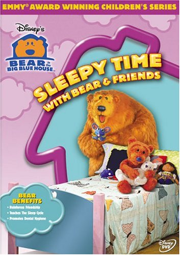Bear In The Big Blue House: Sleepy Time With Bear And Friends front-145013