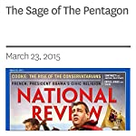 The Sage of The Pentagon | Arthur L. Herman
