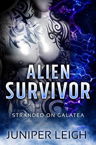 Alien Survivor: (Stranded on Galatea) An Alien SciFi Romance (Juniper Space compare prices)