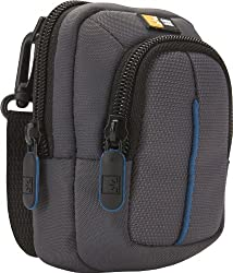 Case Logic Dcb-302 Compact Camera Case (Gray)