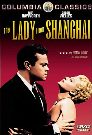Cover art for  The Lady from Shanghai