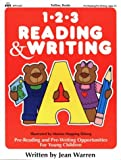 img - for Totline 123 Reading & Writing ~ Pre-Reading and Pre-Writing Opportunities for Young Children (1-2-3 Series) book / textbook / text book