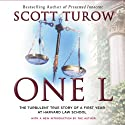 One L: The Turbulent True Story of a First Year at Harvard Law School (       UNABRIDGED) by Scott Turow Narrated by Holter Graham