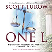 One L: The Turbulent True Story of a First Year at Harvard Law School | [Scott Turow]
