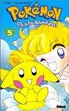 echange, troc Yumi Tsukirino - Pikachu Adventures, tome 5