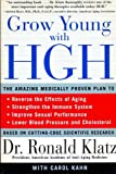 img - for Grow Young With HGH book / textbook / text book