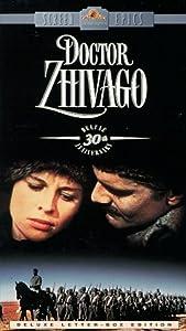 Doctor Zhivago [VHS]