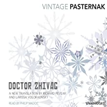 Doctor Zhivago Audiobook by Boris Pasternak Narrated by Phillip Madoc