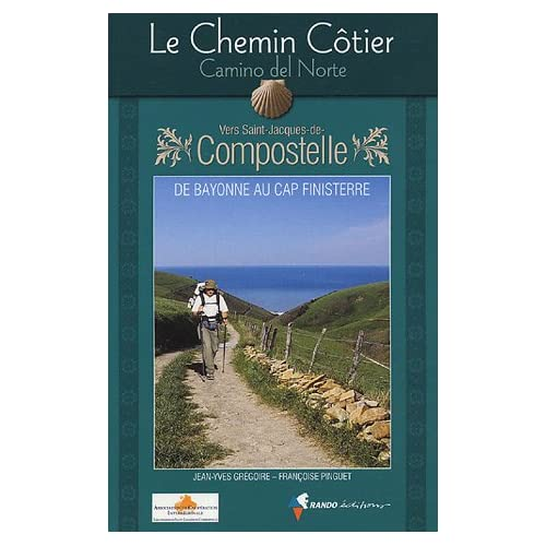 Couverture du guide du Camino del Norte