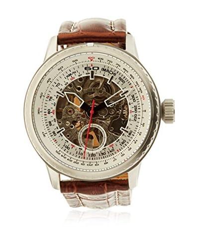 LOUIS COTTIER Reloj automático Man «AIRFLY SKELETTE» HB34400C2BC2 44 mm