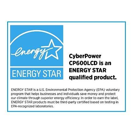 CP600LCD 600 VA UPS