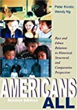 Americans All: Race and Ethic Relations in Historical, Structural, and Comparative Perspectives